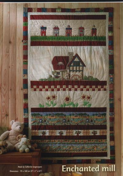 детское одеяло и подушка с