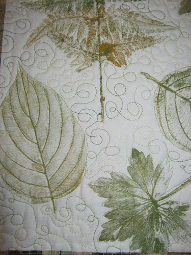 :Живые штампики для ткани