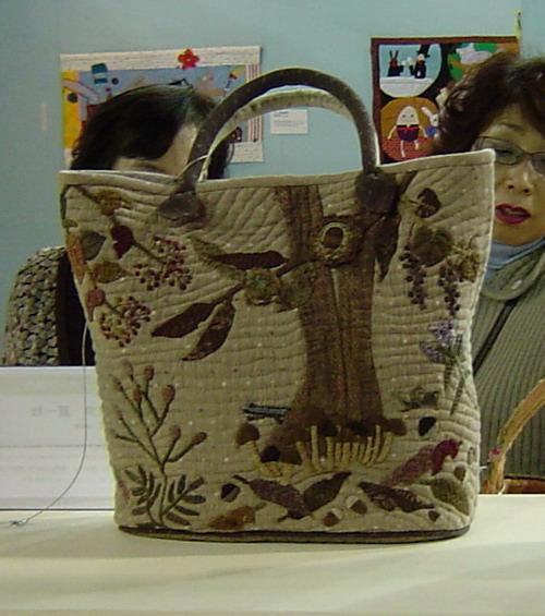 Необычный дизайн сумки и